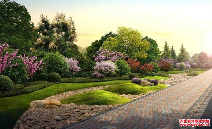 园林景观设计专业怎么样?就业方向有哪些?