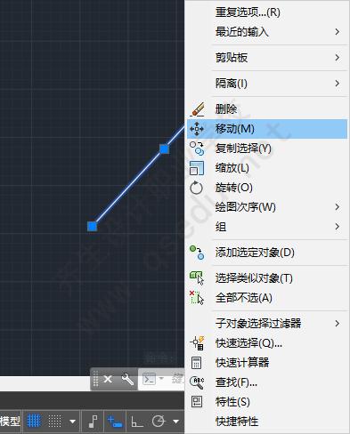 CAD2018如何将鼠标右键设置为确定键或重复上一个命令
