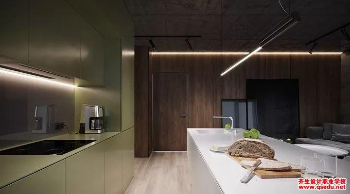 室内设计中让灯光和色彩相融合?网易云平面广告设计图图片