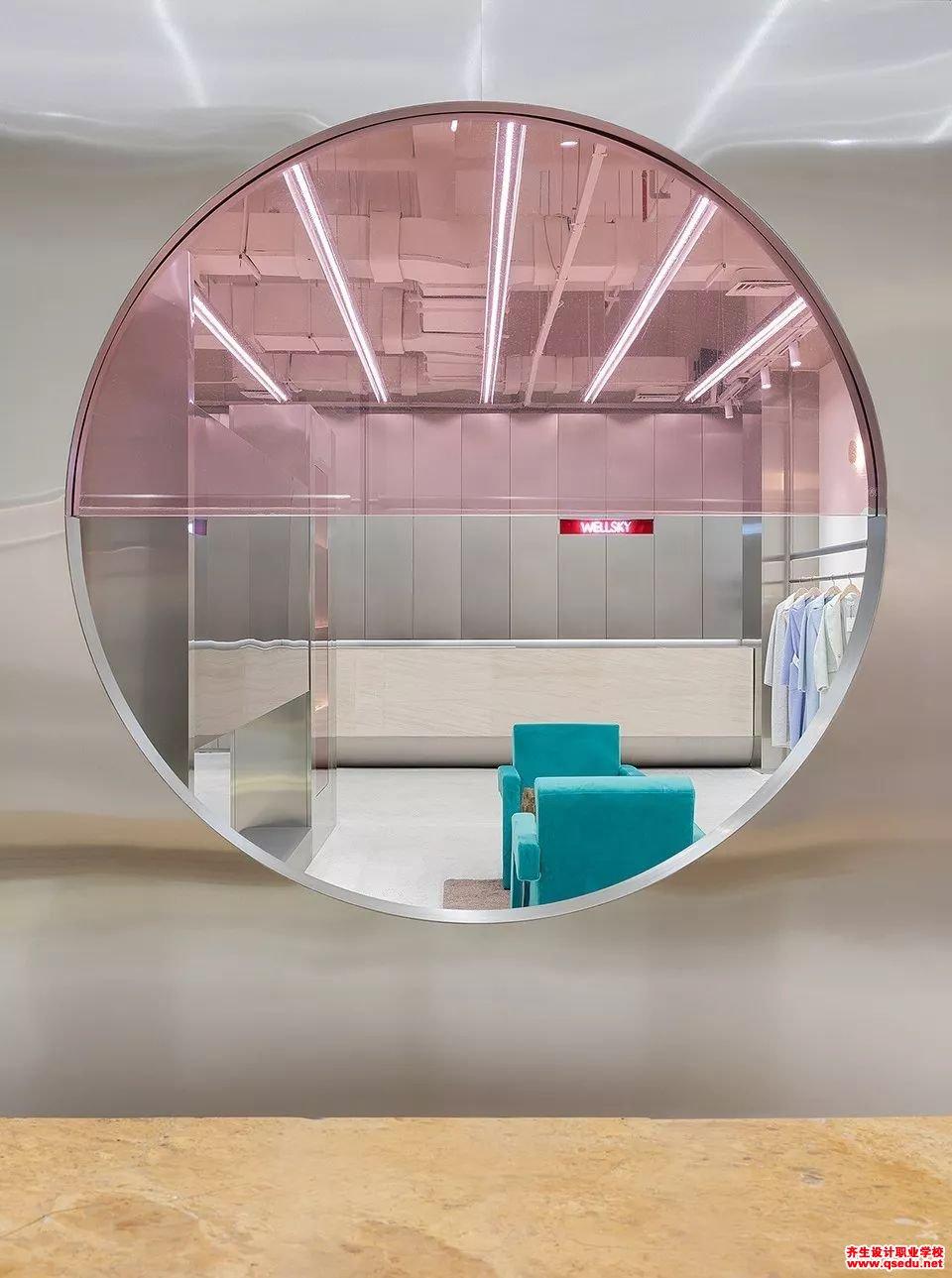 """如何生发_具有""""未来感""""的室内空间如何设计打造?-齐生设计职业学校"""