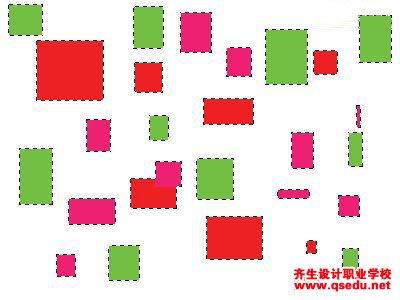 PS新手入门教程第17课:怎么建立不规则选区(任意选区)?