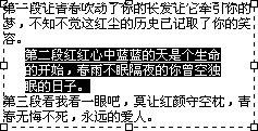 PS新手入门教程第71课:区域文字排版