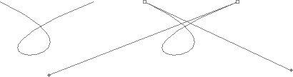 PS新手入门教程第84课:利用路径锚点调整曲线形态