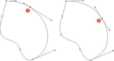 PS新手入门教程第87课:路径锚点规划