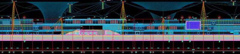 CAD如何设置加长图框?