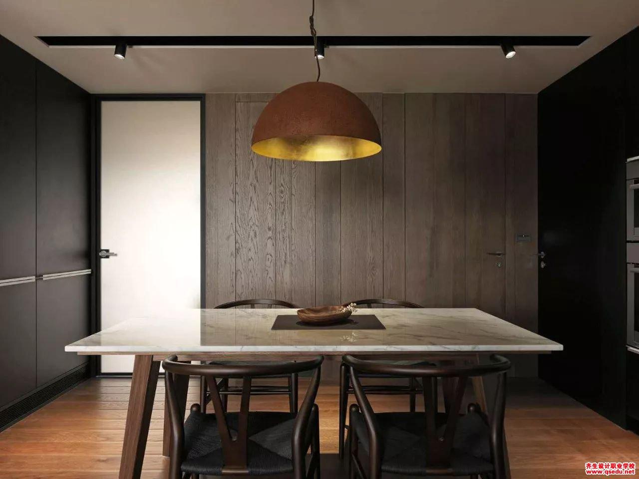 原木在室内空间(墙面、天花、楼梯)中的设计应用