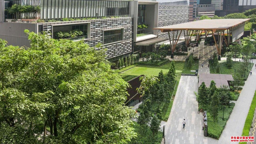 诗加达景观世界:住宅、别墅、酒店、商业综合体