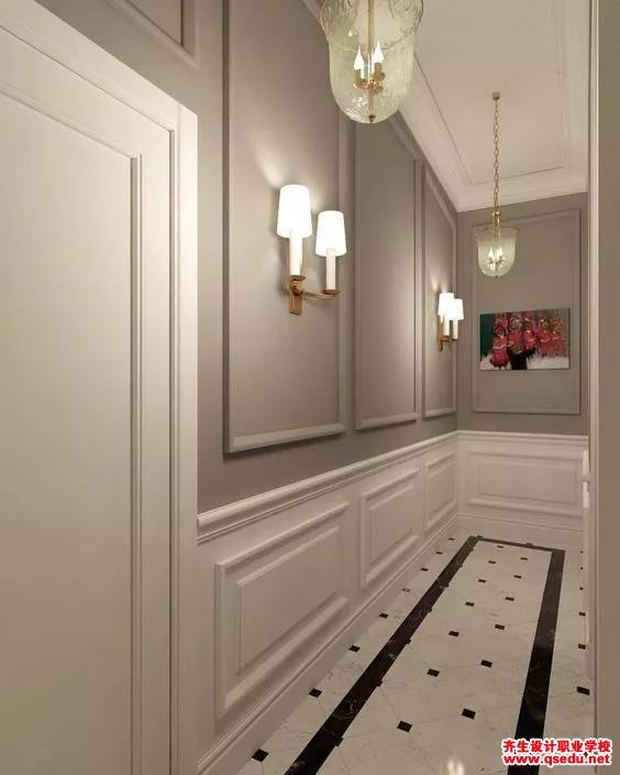 木墙裙施工工艺及木饰面墙裙、护墙板构造做法