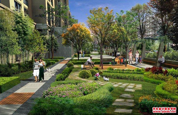 景观设计发展前景:中国市政园林发展前景分析