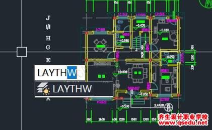 CAD图层10大管理命令,轻松提高工作效率(二)