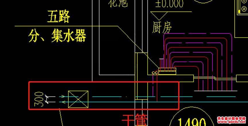 暖通专业CAD图纸怎么识别?