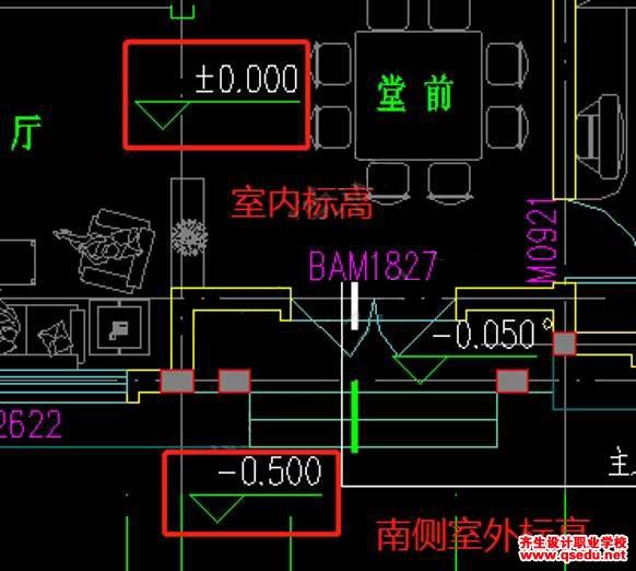 建筑专业CAD图纸怎么识别?