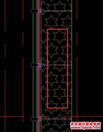 建筑行业CAD专业识图知识之幕墙